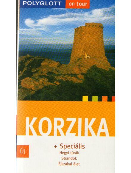 Cartographia  - Korzika útikönyv