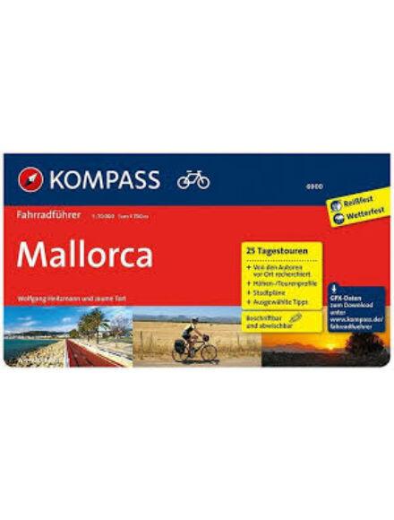 Cartographia  - K 6900 Mallorca kerékpáros kalauz