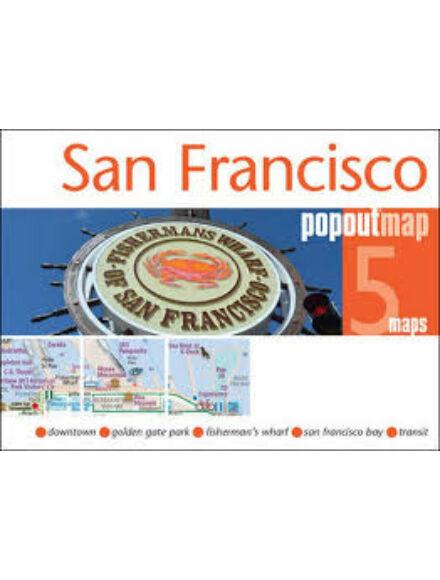 Cartographia  - San Francisco várostérkép