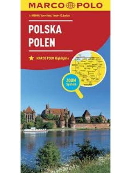 Cartographia  - Lengyelország térkép