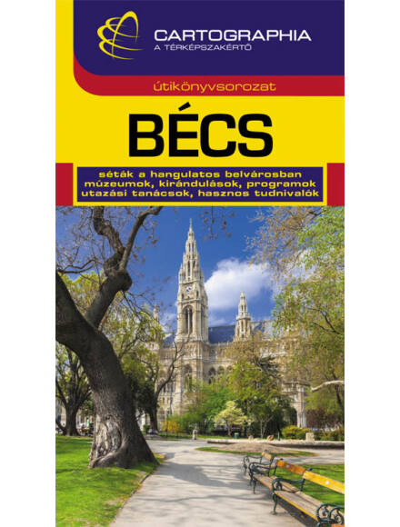Cartographia  - Bécs útikönyv