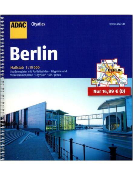 Cartographia  - Berlin városatlasz