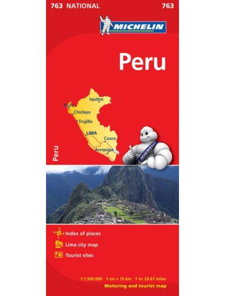 Peru térkép (763)
