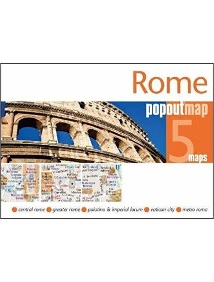Cartographia  - Róma PopOut várostérkép