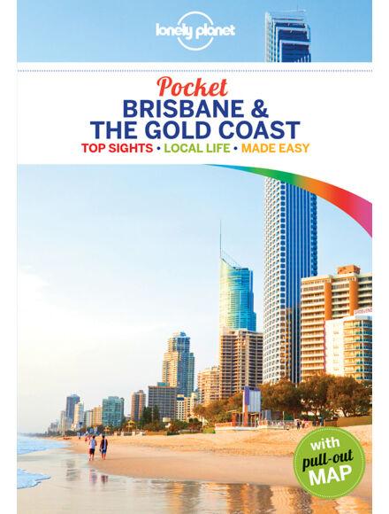 Brisbane és az Aranypart Pocket útikönyv (angol)