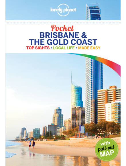 Cartographia  - Brisbane és az Aranypart Pocket útikönyv