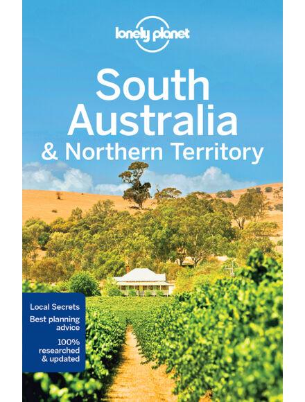 Dél-Ausztrália - és az északi területek útikönyv (angol)