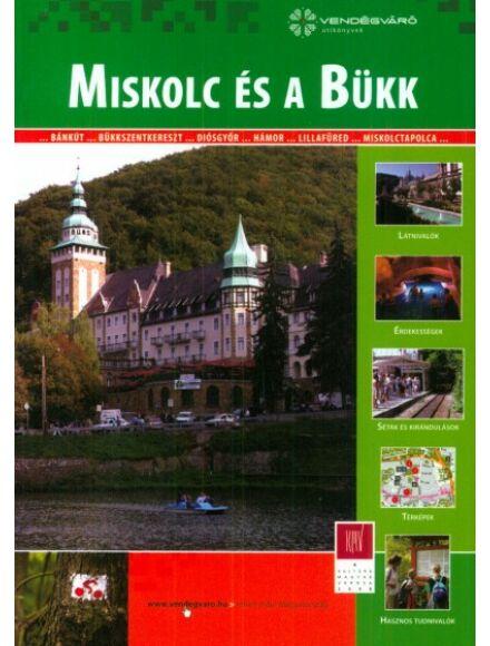 Cartographia  - Miskolc és Bükk a útikönyv