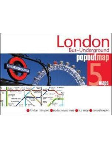 Cartographia  - London várostérkép
