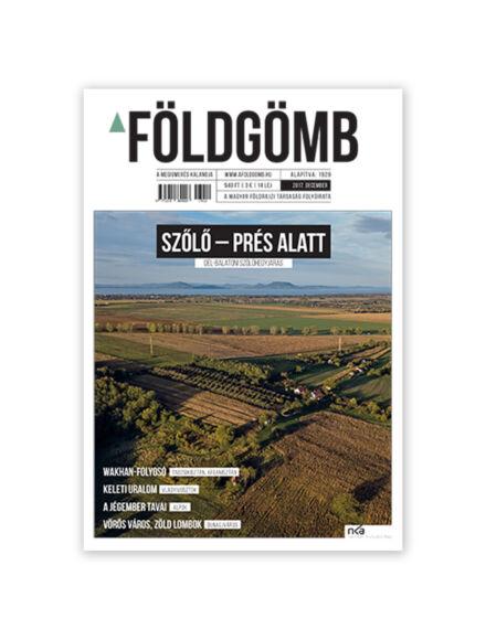 Cartographia  - Földgömb újság 2017/december