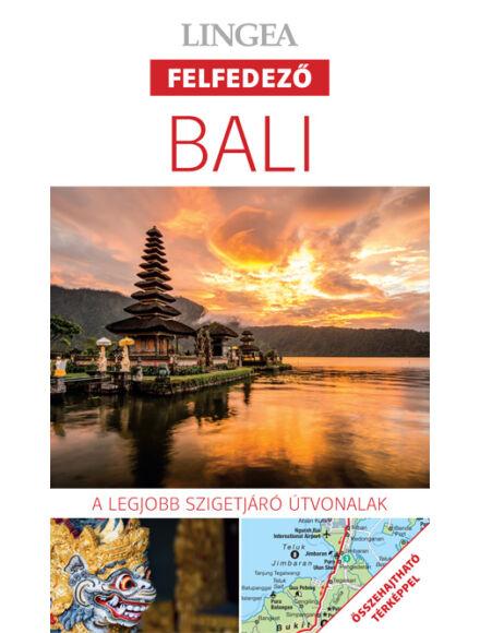 Cartographia  - Bali felfedező útikönyv térképpel