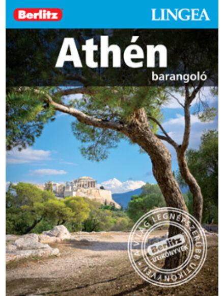 Cartographia  - Athén barangoló útikönyv (Berlitz) Lingea
