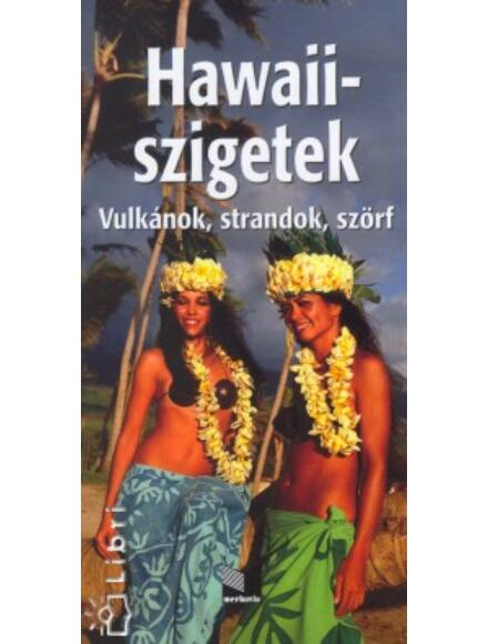 Hawaii-szigetek útikönyv