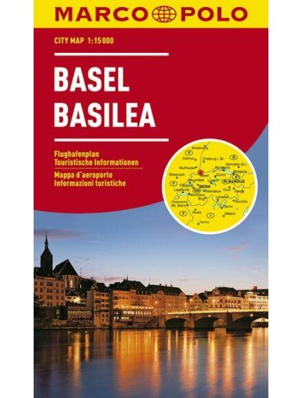 Cartographia  - Basel várostérkép