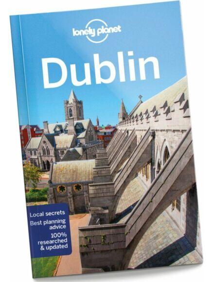 Cartographia  - Dublin útikönyv (angol)