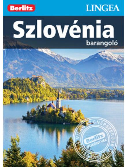 Szlovénia barangoló útikönyv