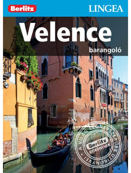 Velence barangoló útikönyv