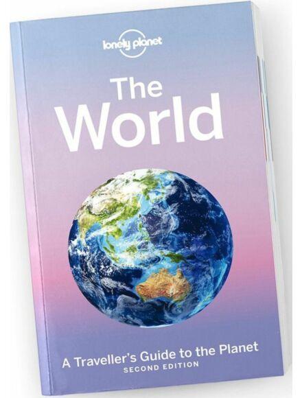 Cartographia  - A világ útikönyv (angol)