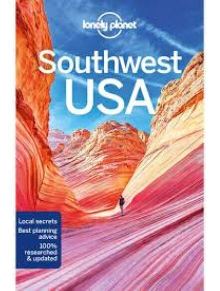 Cartographia  - USA délnyugati rész útikönyv (angol)