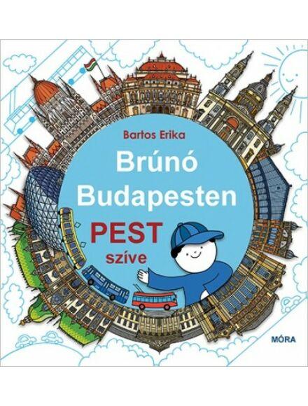 Brúnó Budapesten, Pest szíve