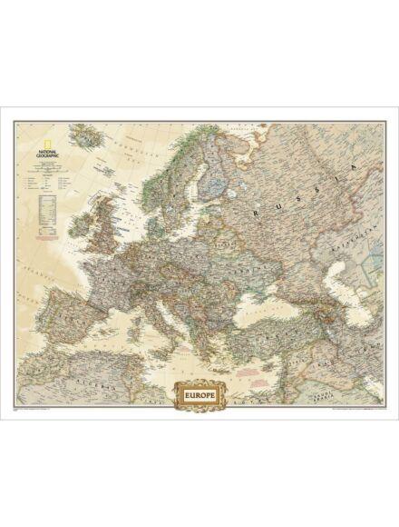Cartographia  - Európa felitérkép - antik