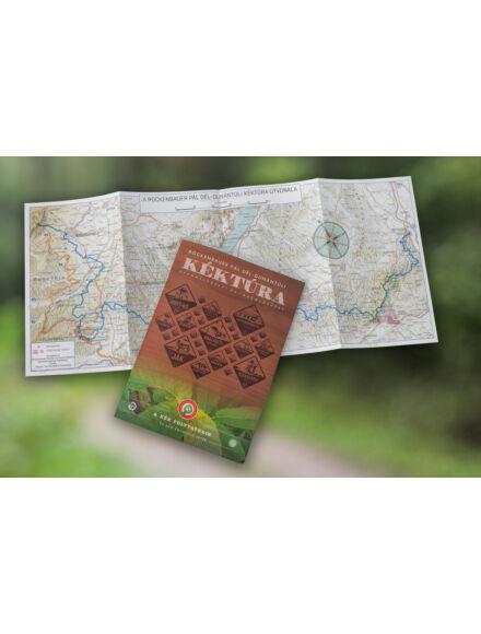 Cartographia  - Dél-Dunántúl kéktúra igazolófüzet