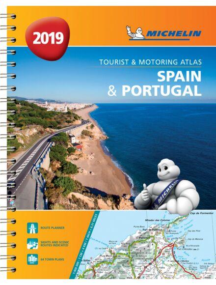 Cartographia  - Spanyolország, Portugália atlasz