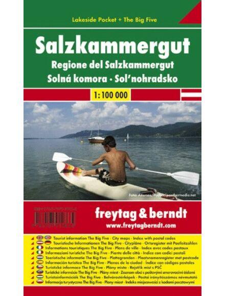 Cartographia  - Salzkammergut - Lakeside Pocket