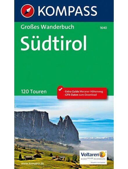 Cartographia  - K 1640 Dél-Tirol túrakalauz