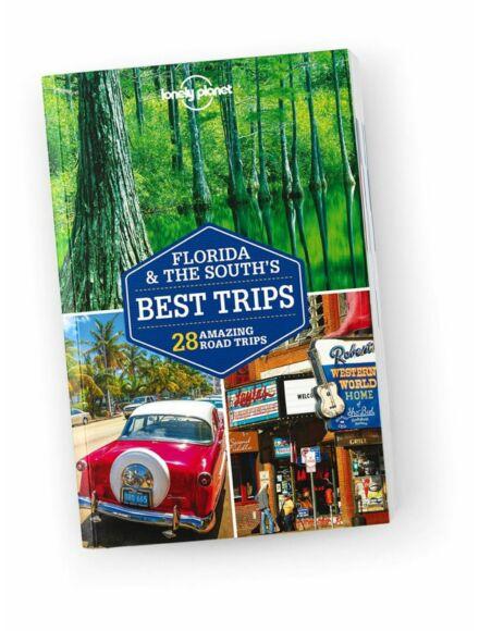 Cartographia  - Florida és a déli rész legjobb túrái útikönyv