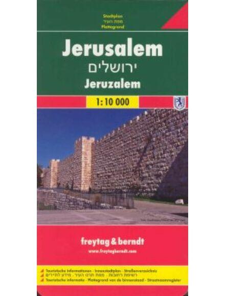 Cartographia  - Jeruzsálem várostérkép