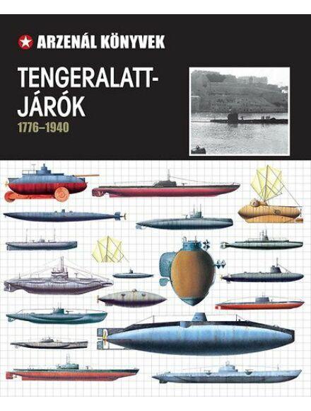 Cartographia  - Tengeralattjárók 1776-1940