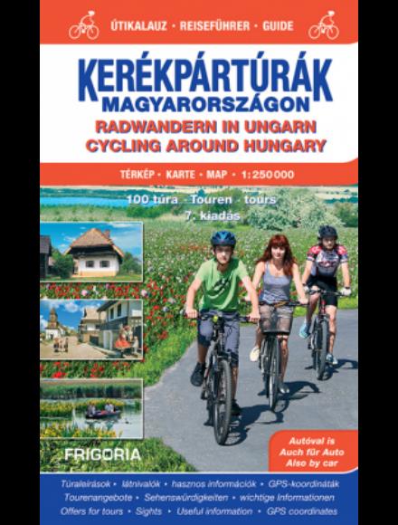 Cartographia  - Kerékpártúrák Magyarországon
