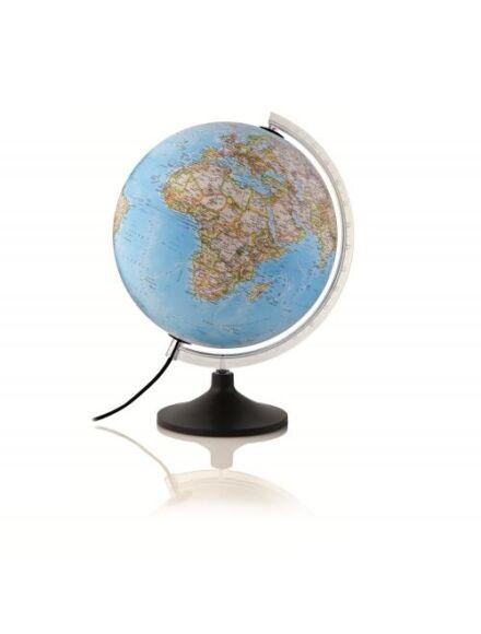 Cartographia  - Földgömb - politikai, 30 cm átmérőjű, műanyagtalpas