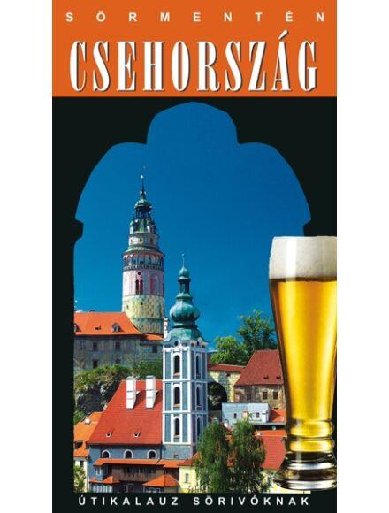 Csehország Sörmentén útikönyv