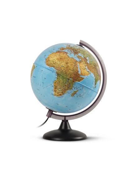 Cartographia  - Földgömb - duo, 25 cm átmérőjű, műanyagtalpas