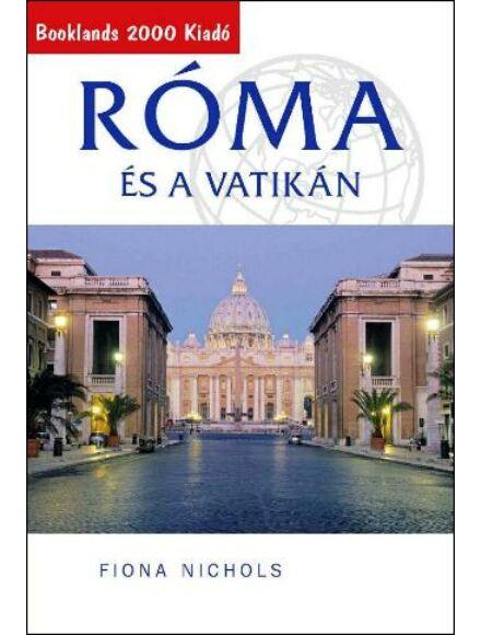 Cartographia  - Róma és a Vatikán útikönyv