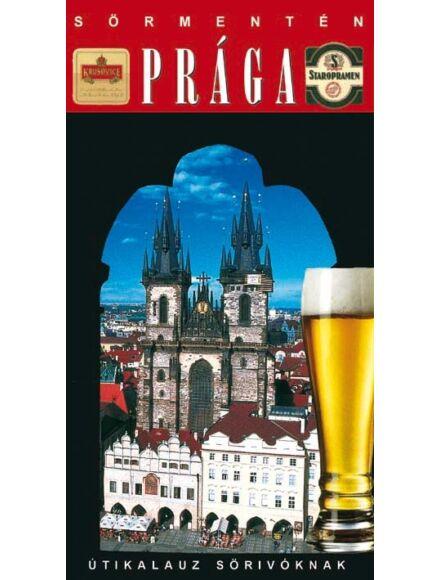 Prága Sörmentén 2. útikönyv