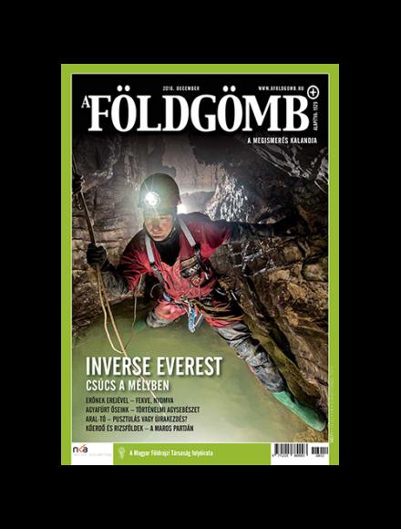 Cartographia  - Földgömb újság 2016. december