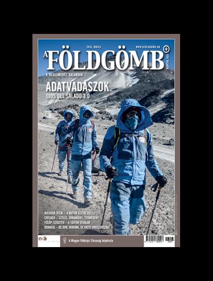 Cartographia  - Földgömb újság 2016. május