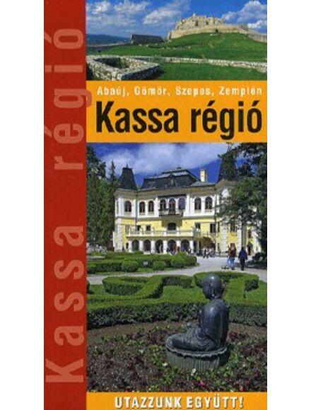 Cartographia  - Kassa régió útikönyv