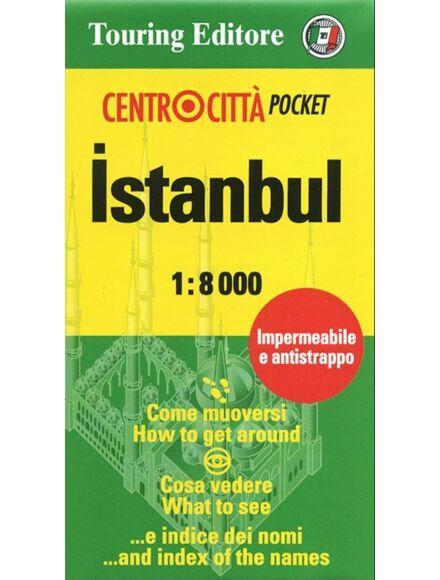 Cartographia  - Isztambul várostérkép mini