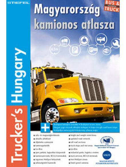 Cartographia  - Magyarország kamionos atlasz