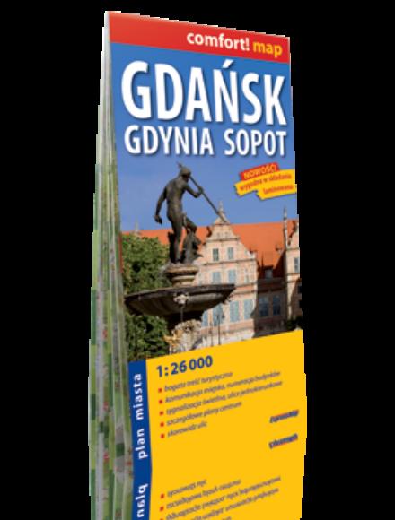 Gdansk térkép