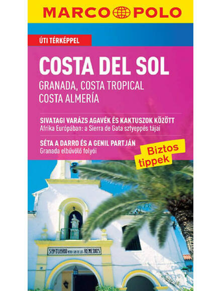 Cartographia  - Costa Del Sol útiköny