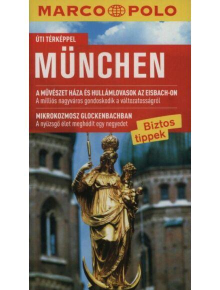 Cartographia  - München útikönyv