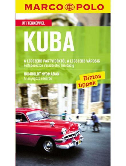 Cartographia  - Kuba útikönyv