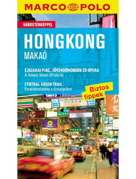 Cartographia  - Hongkong útikönyv