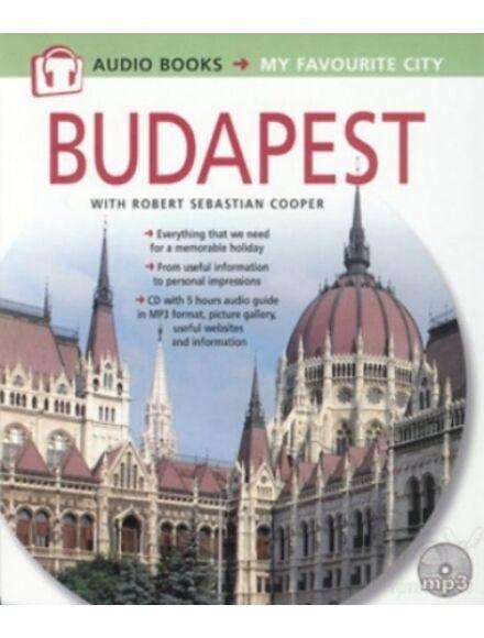Cartographia  - Budapest hangos útikönyv (angol)
