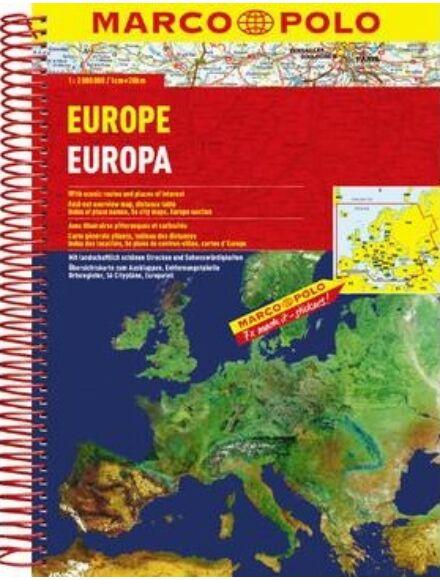 Európa atlasz